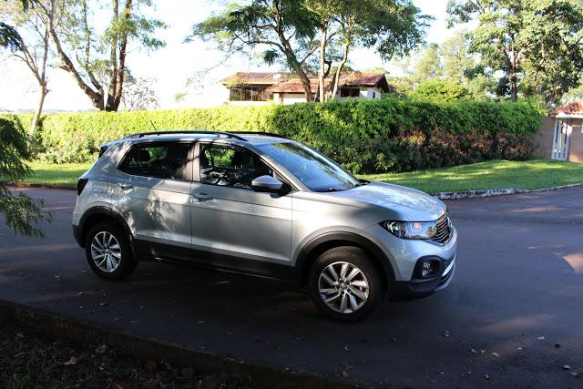 VW T-Cross 200 TSI Automático: SUV agrada [também] quem gosta de hatch médio
