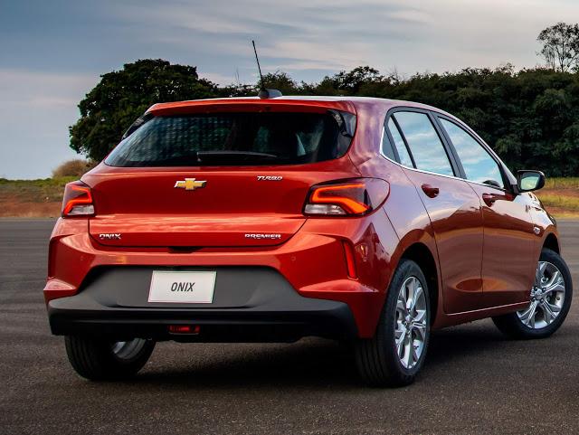 Novo Chevrolet Onix 2020: fotos, preços e especificações