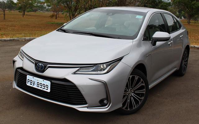 Toyota Corolla será chamado para recall global: airbags podem não acionar em acidentes