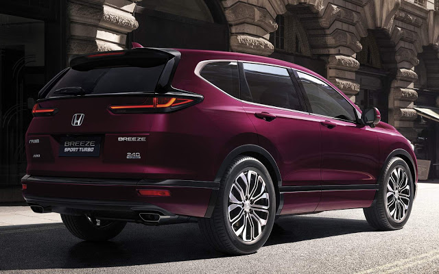 Honda Breeze: SUV híbrido chinês é registrado no Brasil