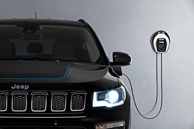 Jeep Compass 4xe 2020: híbrido plug-in - detalhes e fotos