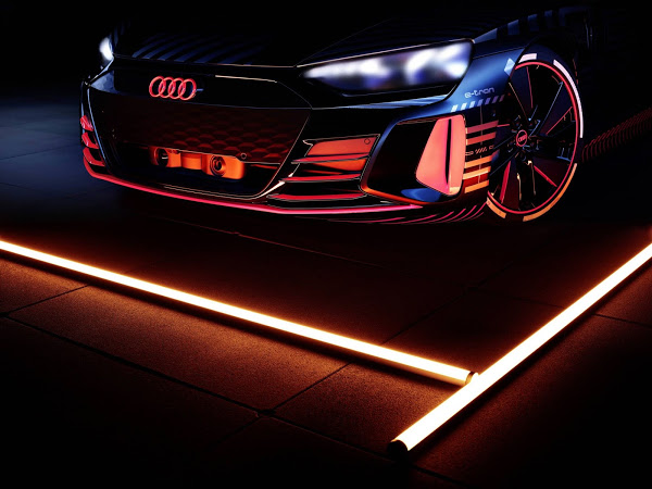 Audi RS e-tron GT: supercarro elétrico deve ostentar 710 cv